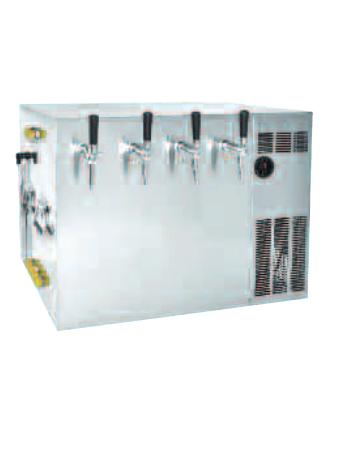 REFROIDISSEMENT EAU 200L/h | 4 robinets